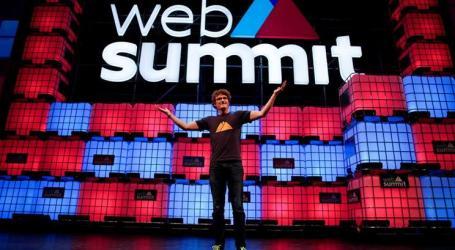 """Presidente da Web Summit: """"Que toda a gente passe um grande momento"""""""