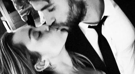Miley Cyrus casou com Liam Hemsworth