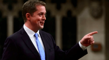 From immigration, to making Conservatives 'hip': Andrew Scheer hosts town hall in Toronto