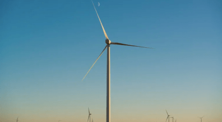 Wind power making gains as competitive source of electricity