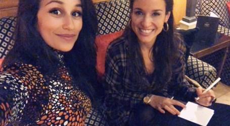Depois da gravidez, Rita Pereira aconselha-se com Ana Bravo