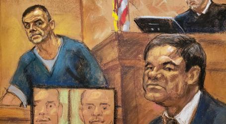 """""""El Chapo"""" pagou suborno de 100 milhões a presidente do México, diz testemunha"""