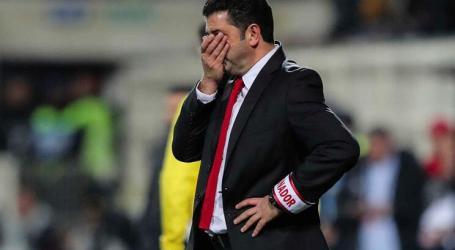 Benfica comunica rescisão de contrato de Rui Vitória