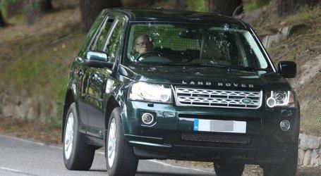 Príncipe Philip de Inglaterra envolvido em acidente rodoviário