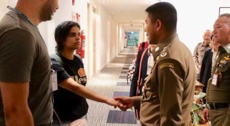 Jovem saudita que fugiu de casamento arranjado pede asilo ao Canadá