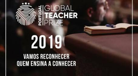 """Prémio """"Nobel"""" para professores em Portugal pelo segundo ano consecutivo"""