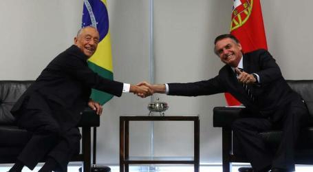"""Marcelo sobre reunião com Bolsonaro: foi um encontro """"de irmãos"""""""