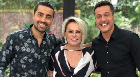 Ricardo Pereira apresenta programa da manhã na TV Globo