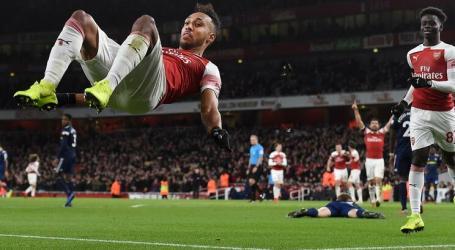 """Arsenal e Tottenham começam 2019 com o """"pé direito"""""""