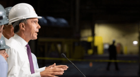 Canada quietly moves to resolve steel spat with Mexico