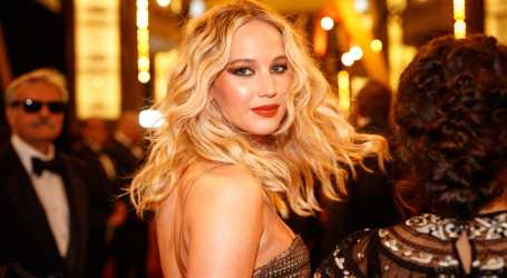 Jennifer Lawrence está noiva