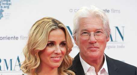 Richard Gere pai pela segunda vez aos 69 anos