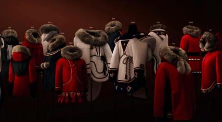 Canada Goose unveils parkas designed by Inuit designers