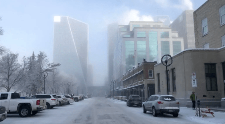 Sask. hasn't had a February cold stretch like this in 80 years