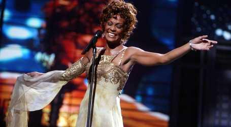 Whitney Houston partiu há 7 anos
