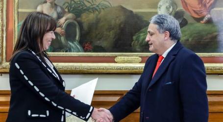 Paulo Macedo entregou auditoria à CGD no parlamento