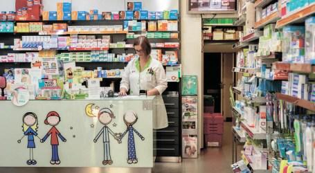 Há mais farmácias, mas 675 estão em insolvência