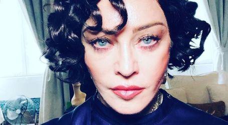 Madonna e Dino D'Santiago juntos em álbum inspirado em Lisboa