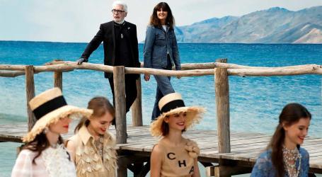 Chanel anuncia sucessora de Karl Lagerfeld