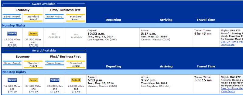 Pure Luck that these exact flights were available--but I needed something to go my way that day, and I'm glad this did.