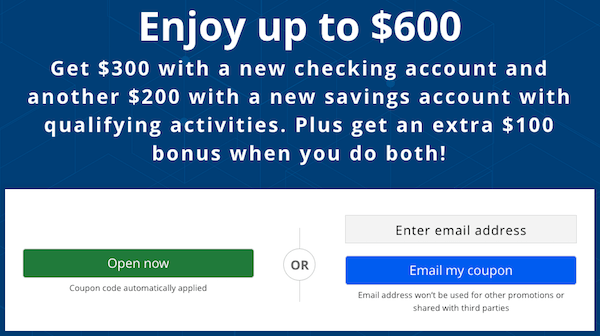 Boston/MA Only?] $600 Chase Banking Signup Bonus - milenomics