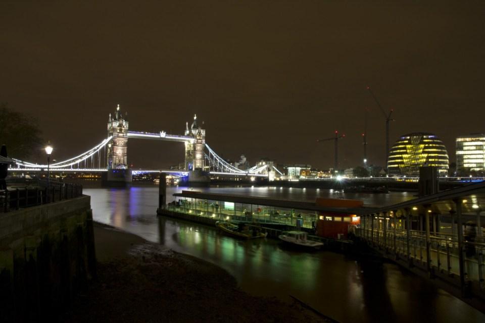 Tower Brige, London, Nacht, Nachtaufnahme, Reiseblog, Städtetrip, Blogger, Reiseblog