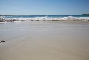 Brandung, Wellen, Strand, Urlaub, Meer, Reise, Australien, geniessen, Tag am Strand, Miles and Shores