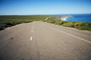 Strasse, street, dips, Remarkable Rocks, Flinders Chase, National Park, Kangaroo Island, Roadtrip, road, funny, Australia, Australien