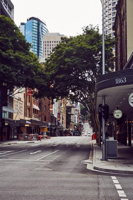 Brisbane, Strasse, street, Cityscape, city, Stadt, cityview, Städtereise, Städtetrip, Queensland, Australien, Australia, roadtrip, Miles and Shores, things to do