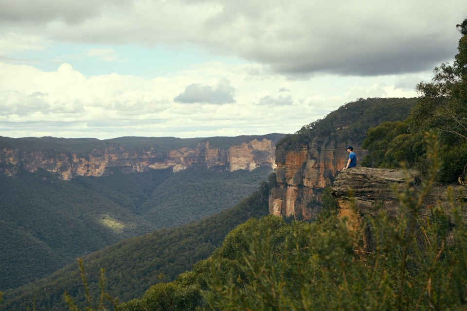 Blue Mountains Tag 2 – Pulpit Rock Walk