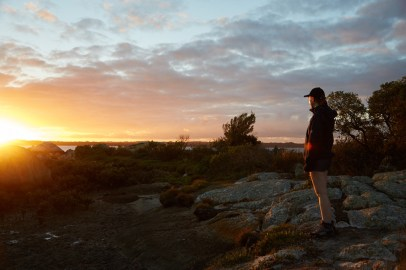 Sonnenuntergang, Wilsons Promontory, Nationalpark, Chrisi,