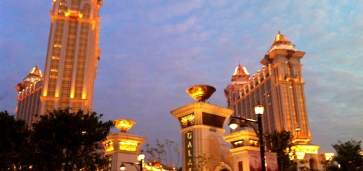 Galaxy in Macau