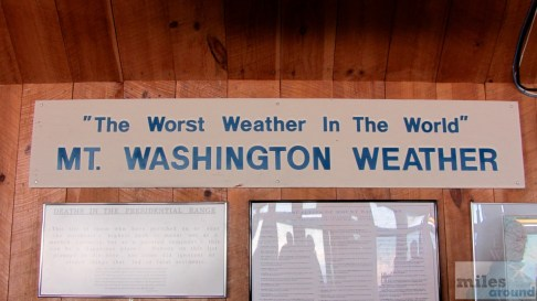 The Worst Weather In The World
