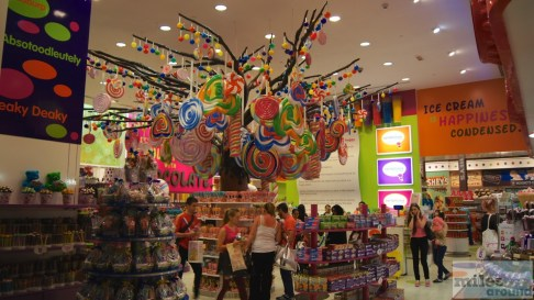 Candy Tree - Dubai Mall
