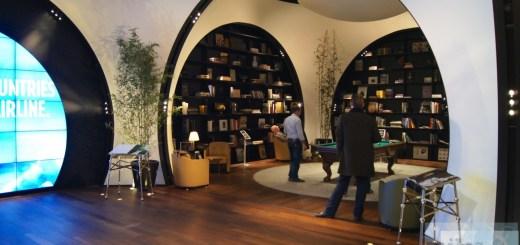 Billardtisch - CIP Lounge Istanbul