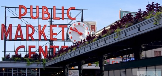 Pike Place Market Center Public