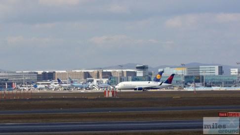 Delta Air Lines Boeing 767-300 - MSN 30180 - N1604R
