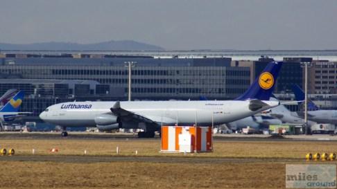 Lufthansa Airbus A340-600 - MSN 379 - D-AIFC