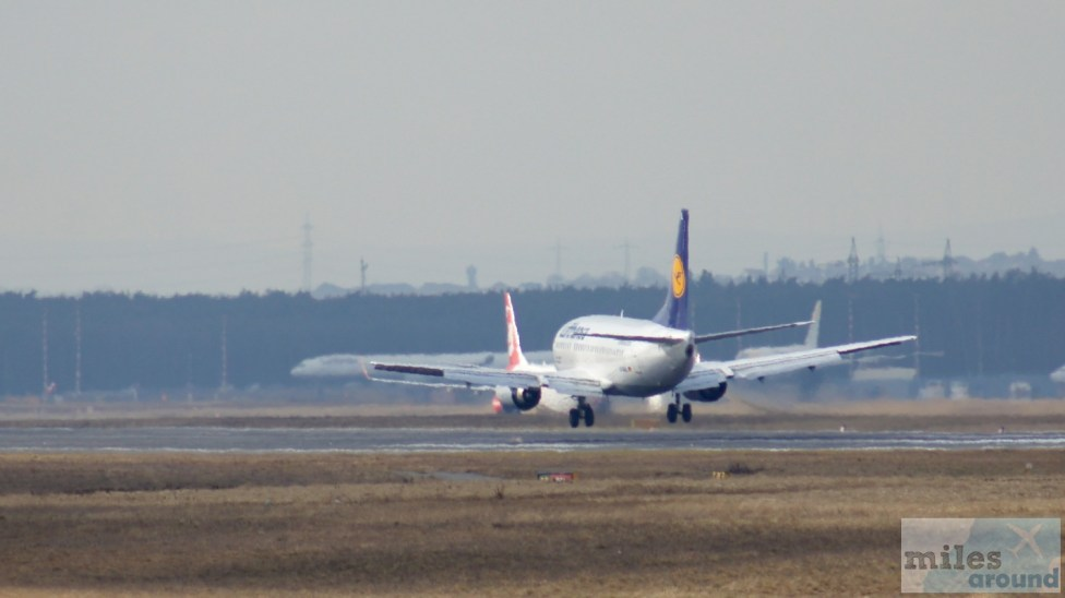 Lufthansa Boeing 737-500 - MSN 24824 - D-ABIL