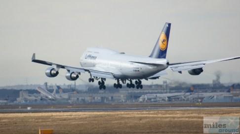 Lufthansa Boeing 747-400 - MSN 26427 - D-ABVN