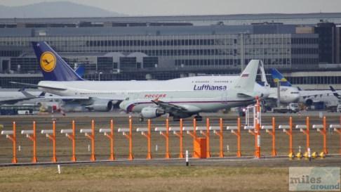 Rossiya Airbus A319-100 - MSN 2497 - EI-EYM
