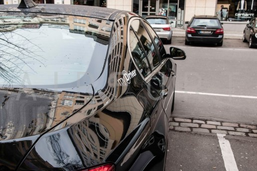 5er BMW - myDriver Business Class (by airfurt.net)