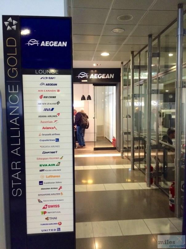 Aegean Business Lounge Thessaloniki
