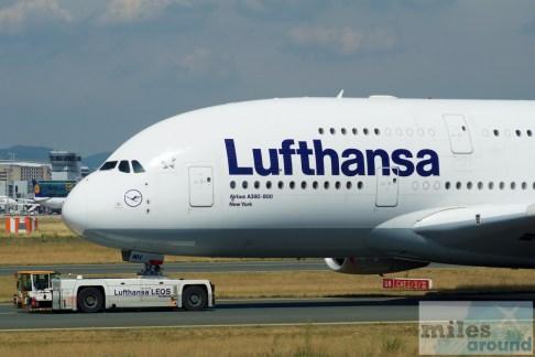 Lufthansa Airbus A380 - MSN 70 - D-AIMH
