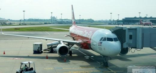 亚航的空客A320-200  -  MSN 6064  -  9M-AJH