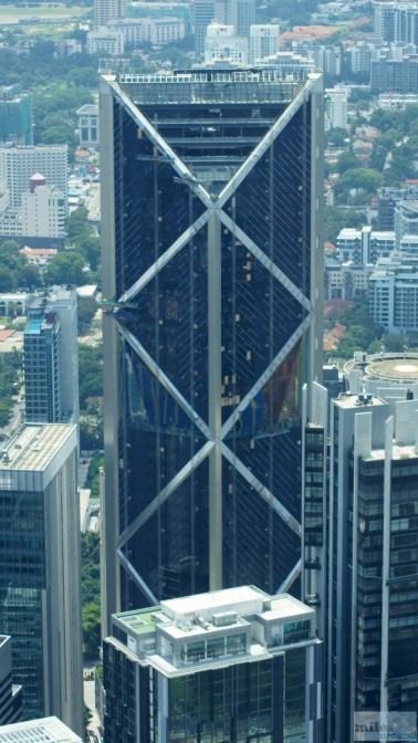 Hochhäuser in Kuala Lumpur