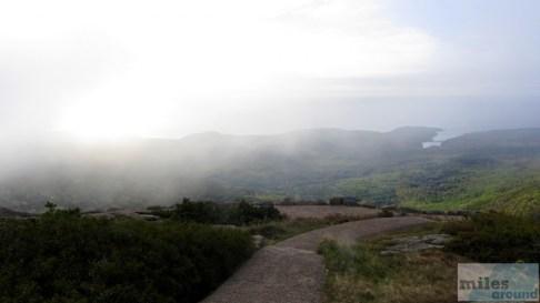Ausblick vom Cadillac Mountain