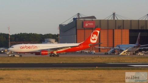 Air Berlin Werkshalle