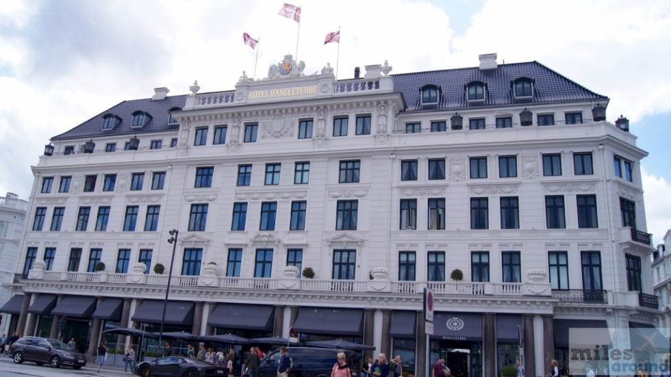 Hotel D'Angleterre Kopenhagen