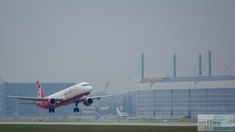 Air Berlin - Airbus A321-200 - MSN 5133 - D-ABCK